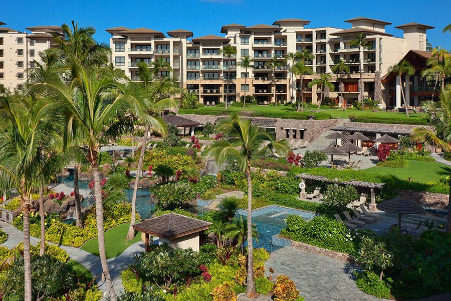 Spectacular Ocean View Pool & Spa Courtyard
