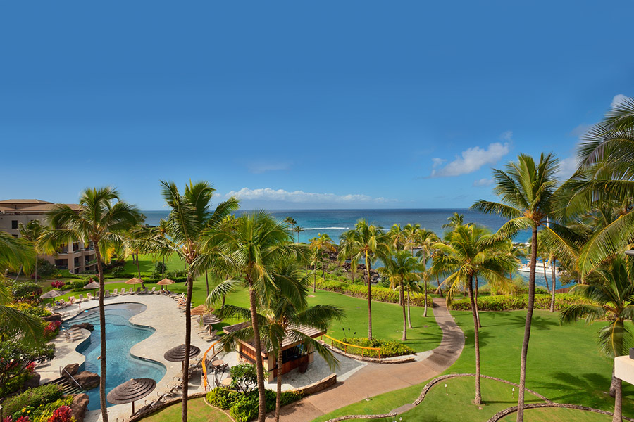 Panoramic Views Sweep From Pools to Ocean