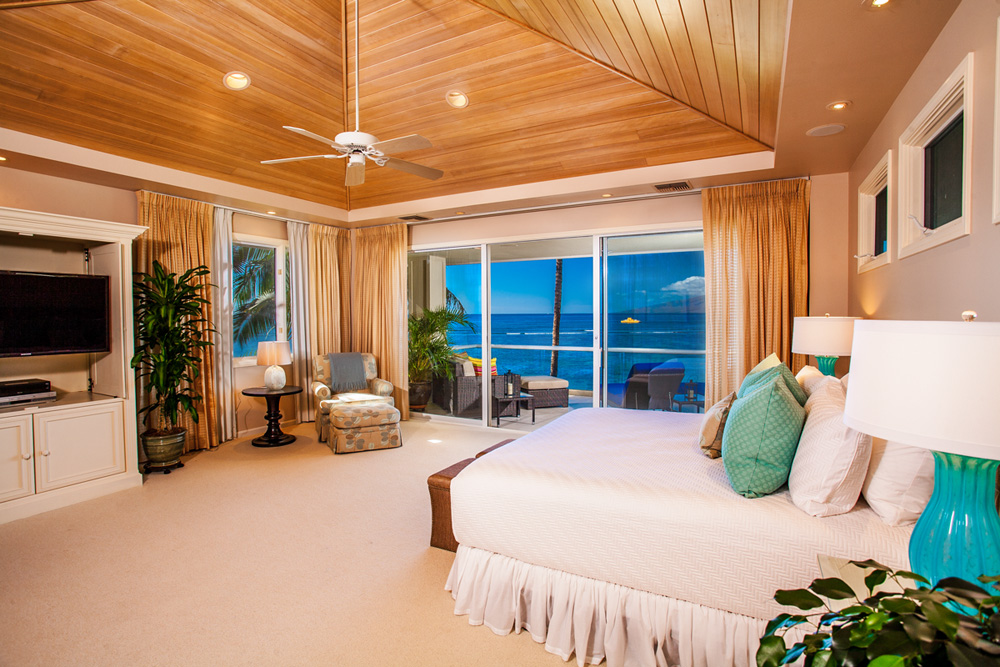 Opal Seas At Baby Beach - Second Floor Sunset Ocean and Beach View Master...