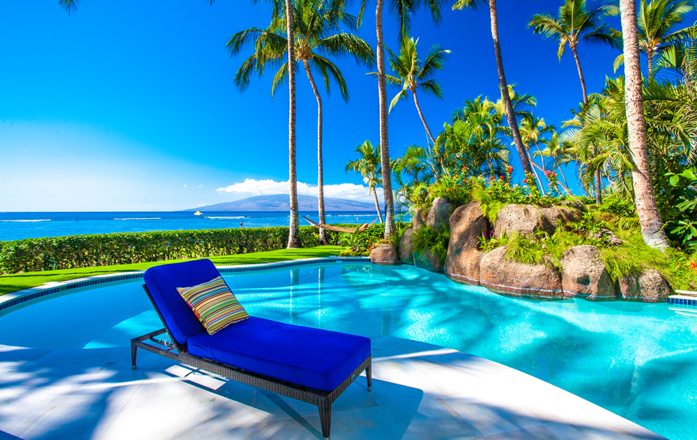 Wondrous Opal Seas At Baby Beach Private Beachfront Home In Lahaina Home Remodeling Inspirations Propsscottssportslandcom