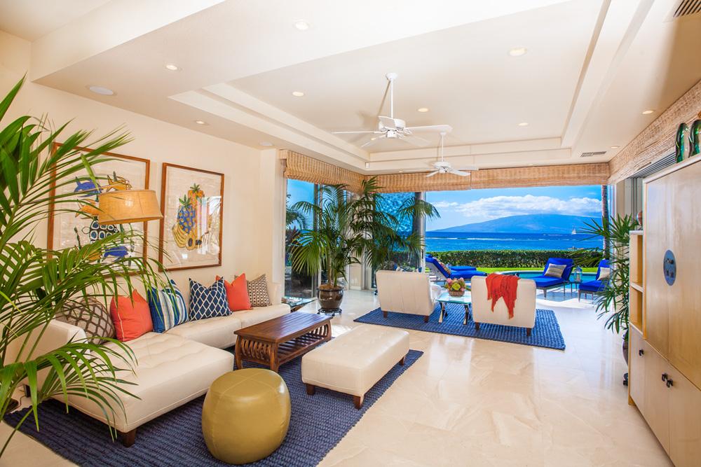 Great Room with Indoor/Outdoor Living Experience