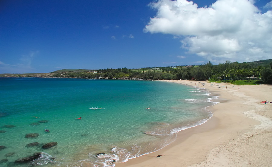 D.T. Fleming Beach, recently rated in the Top 5 best American beaches!