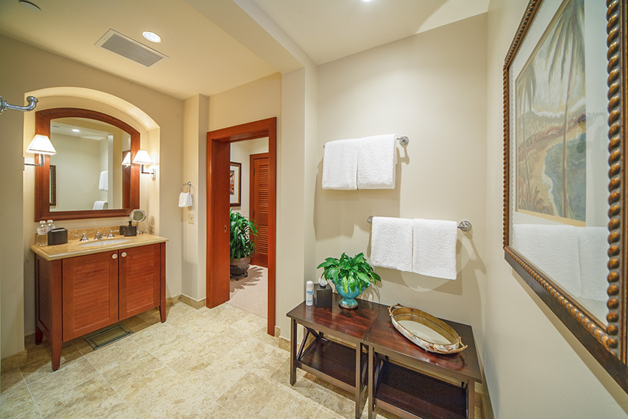 Third Bedroom Bathroom with Glass Shower
