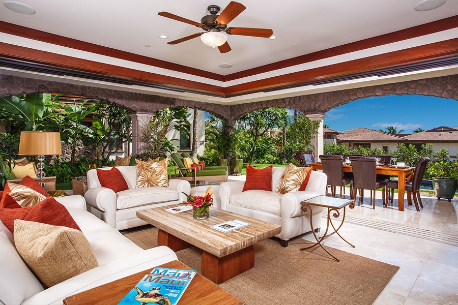Luxury vacation rentals usa - Hawaii - Maui - Wailea beach villas - Bali Hai F102 - Image 1/50