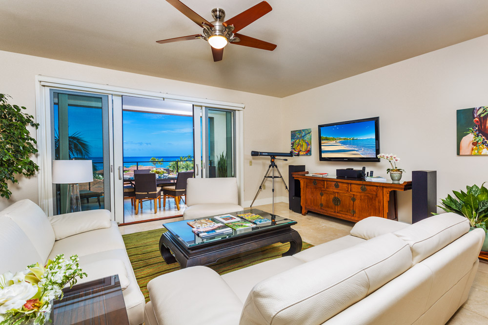 Luxury vacation rentals usa - Hawaii - Maui - Wailea beach villas - Aqua Lani J305 - Image 1/50