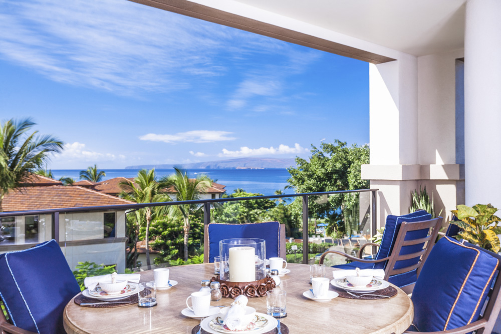 Azure Azul M212 at Wailea Beach Villas - Panoramic Ocean View Villa