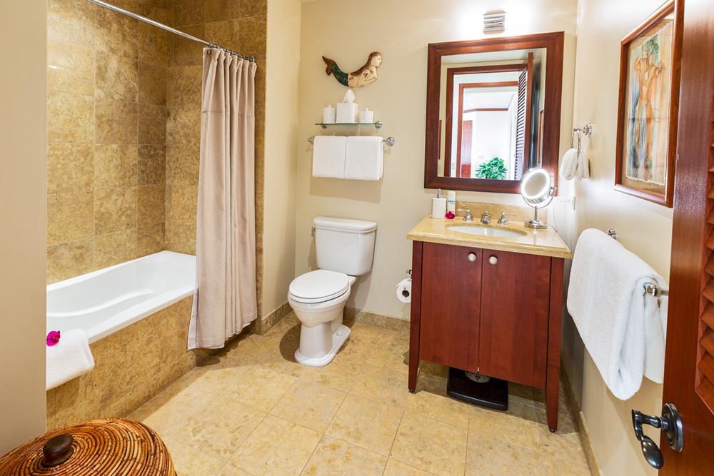 Third Bedroom Full Bath