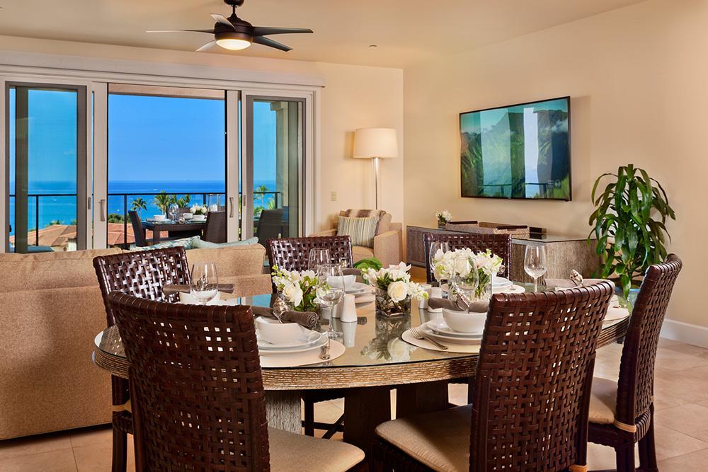 J405 Sea Breeze Suite Indoor Dining For Six Guests