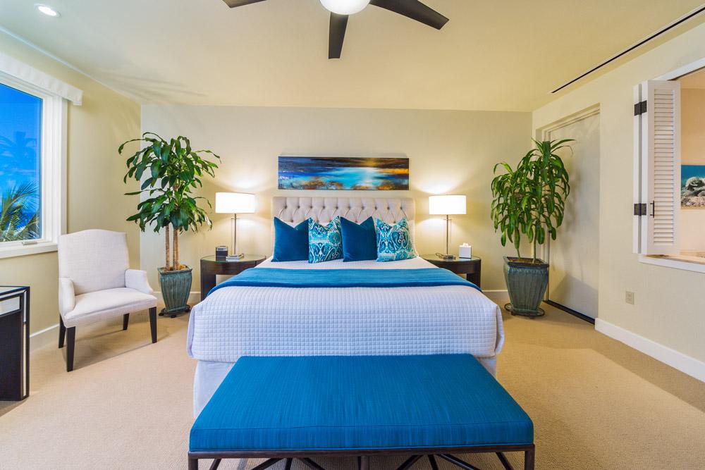 405 Sea Breeze Suite Ocean View Master Bedroom with Direct Ocean Patio Access...