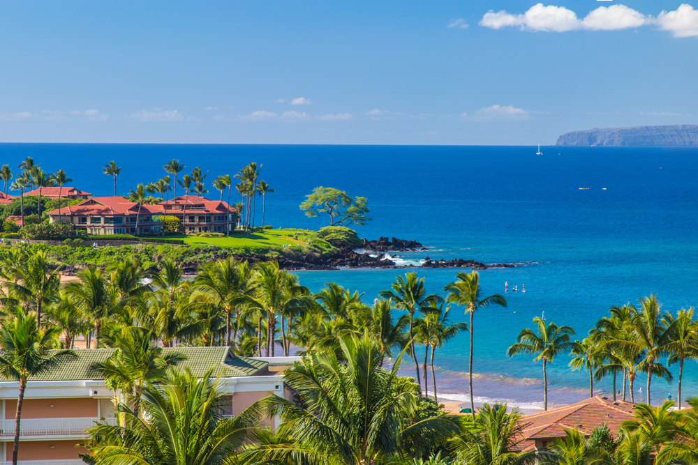 Luxury vacation rentals usa - Hawaii - Maui - Wailea beach villas - Wailea Seashore 507 - Image 1/50