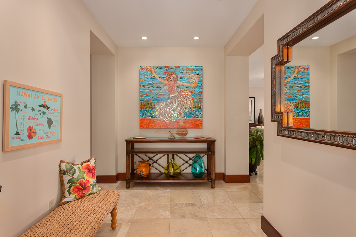 Entry Foyer - Welcome To C201 Castaway Cove
